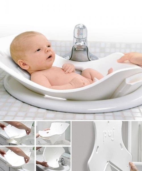 Ideas para el ba o ba era plegable para bebe aqua - Baneras plegables para duchas ...