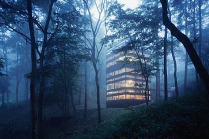 Ring-House-casa-vidrio-madera