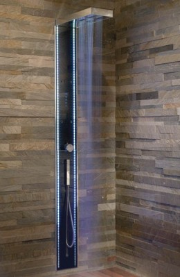 Columna de ducha Waterfall