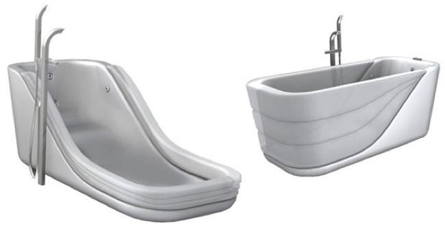 Nuevas soluciones para personas mayores la ducha ba era - Duchas para mayores ...