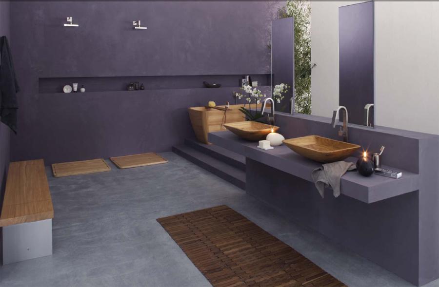 La madera en el baño ¿qué cuidados que requiere?
