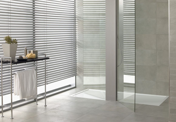 Platos de ducha extraplanos de cuarzo futurion flat extraflat aqua - Duchas sin plato ...