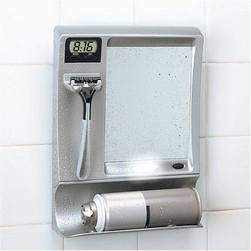 un espejo que no se empa a para afeitarse en la ducha aqua