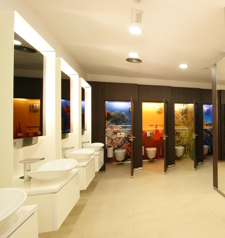 Lavabos Para Baño Publicos:2theloo confía su nuevo concepto de lavabo público a la firma por su