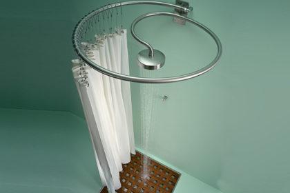 Pluviae alcachofa-barra de ducha
