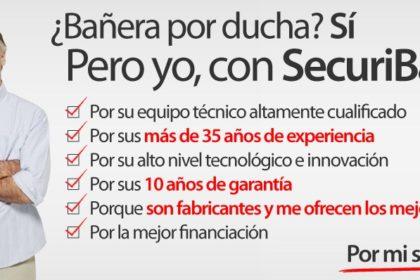 Elegir SecuriBath es elegir calidad