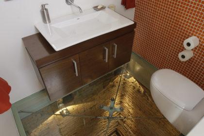 Cuarto de baño diseñado por arquitectos