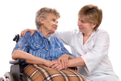 personas mayores asistencia