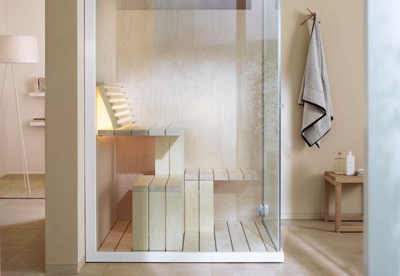 Baño Turco Funcionamiento:Sauna casera de reducido tamaño – aqua