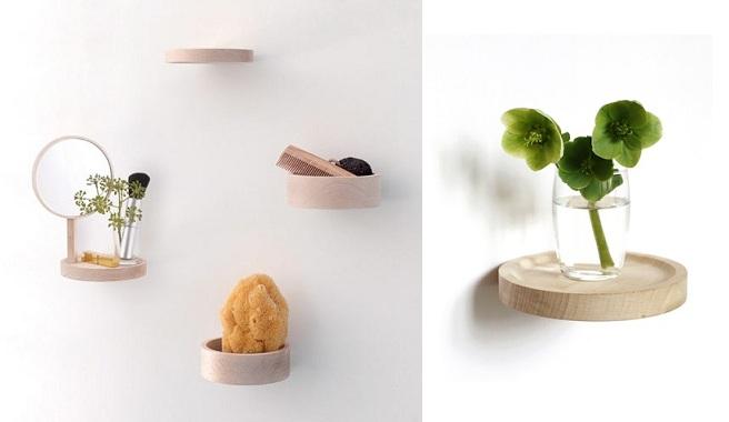 Accesorios de ba o minimalistas aqua for Articulos del bano