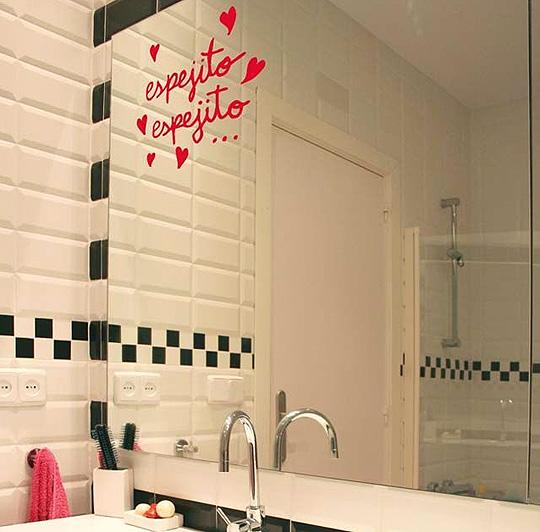 Vinilos para baños distintos   aqua