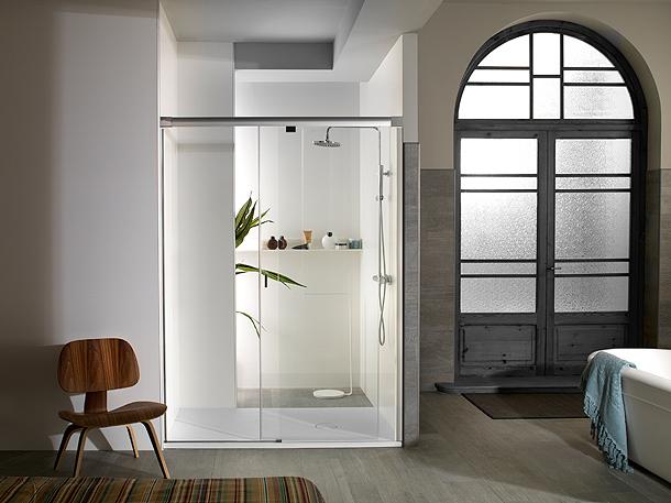 Baño Ducha Diferencia:Mamparas de ducha Yove – aqua