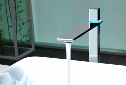 Nueva grifer a de gessi minimalismo y funcionalidad aqua for Griferia aqua