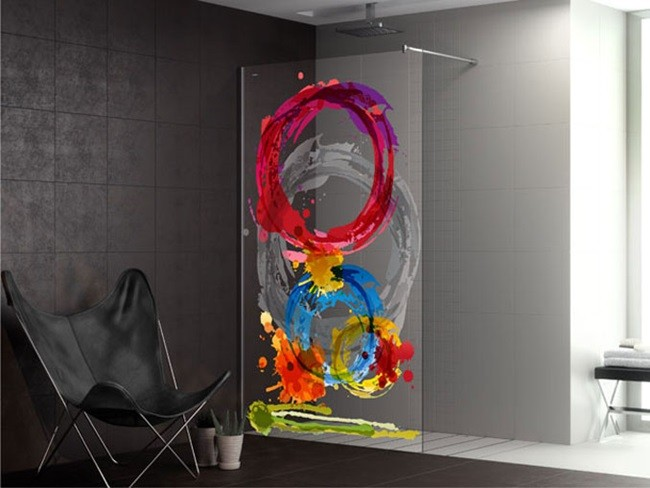 Personaliza tu baño con la mampara Duscho Art