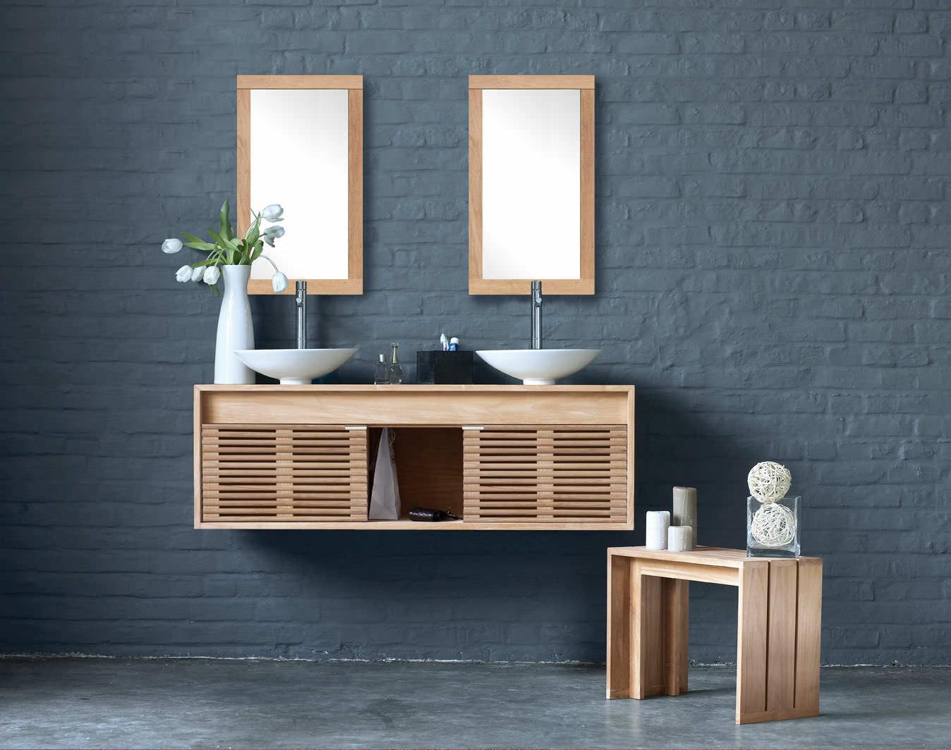 Lavabos Dobles Para Baño:Lavabos dobles para el baño – aqua