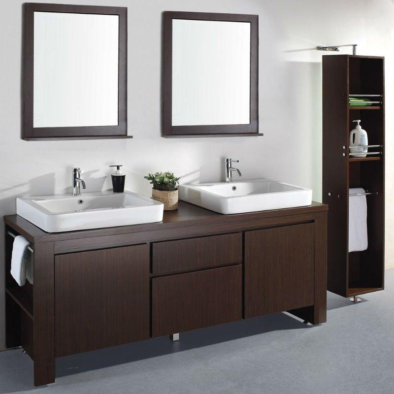 Muebles De Baño Dos Lavabos:Lavabos dobles para el baño – aqua