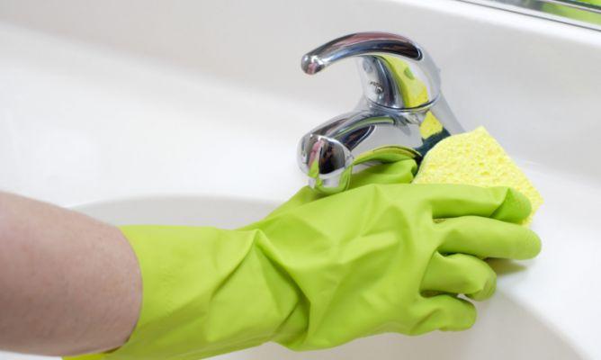 Trucos for dummies para limpiar el ba o aqua - Trucos para limpiar el bano ...