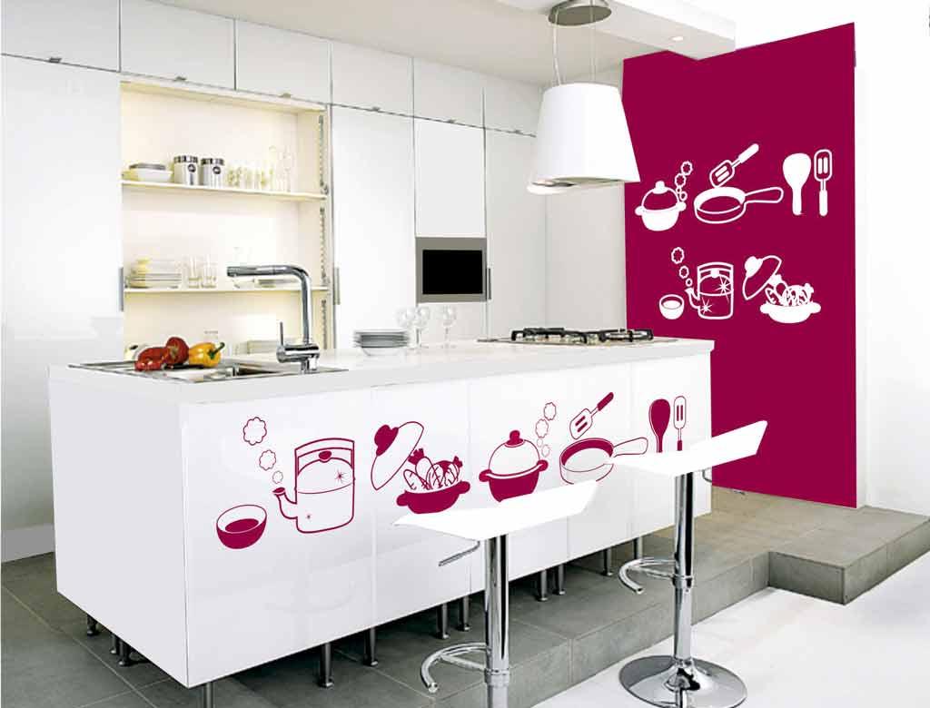 Cansado de tu cocina ponle un vinilo aqua - Vinilo muebles cocina ...