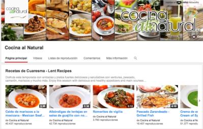L nzate a la cocina a trav s de f ciles recetas aqua for Canal cocina en directo