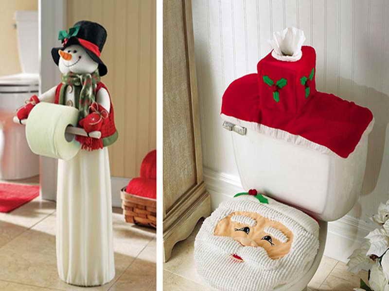 Feliz navidad desde el ba o aqua for Decoraciones para navidad interiores