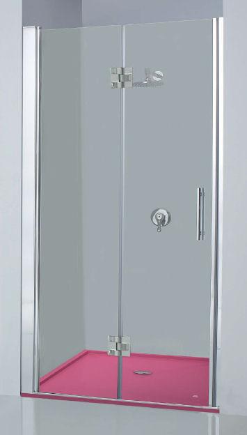 Mamparas de ducha parte 2 modelos y accesibilidad aqua - Mampara plegable ducha ...