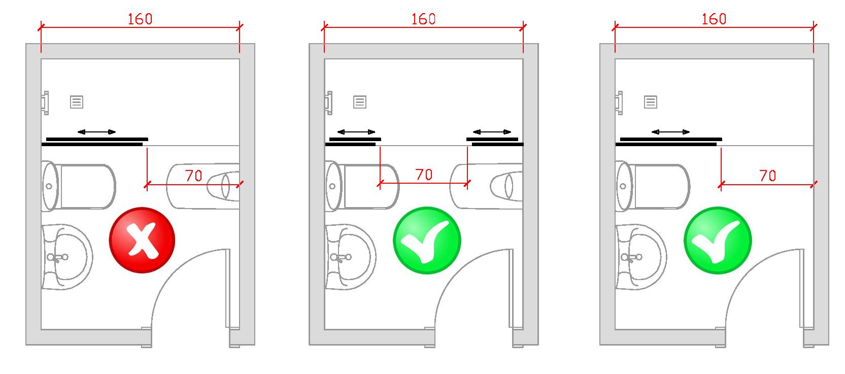 Mamparas de ducha parte 2 modelos y accesibilidad aqua for Aparatos sanitarios