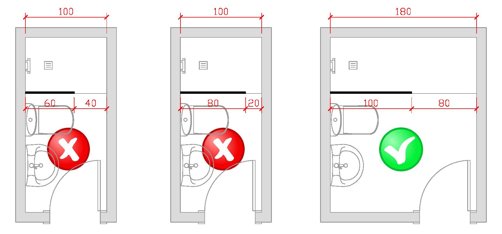 Mamparas de ducha parte 2 modelos y accesibilidad aqua - Medidas de duchas ...