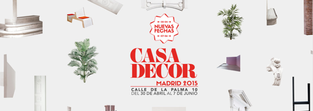 casa decor 2015 Madrid