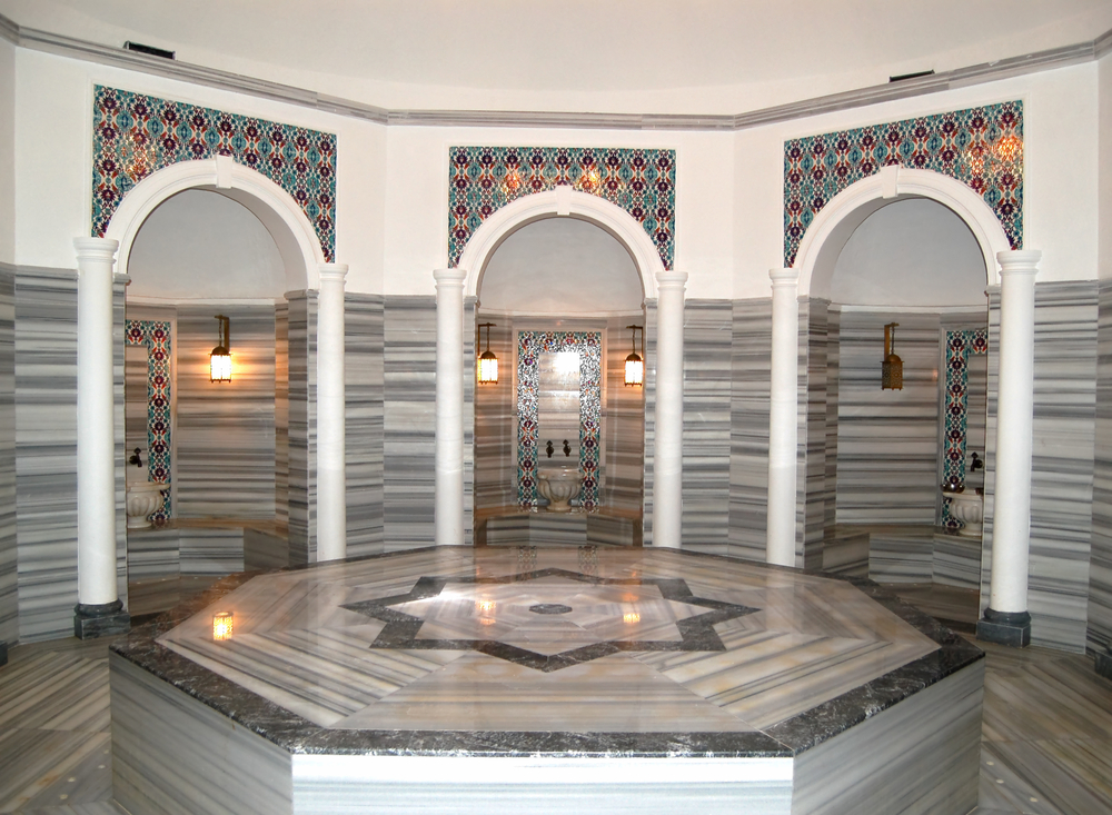 Diferencias entre el baño turco y la sauna finlandesa - aqua