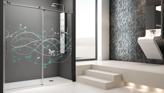 Bathclean la soluci n innovadora para limpiar tu mampara - Limpiar mamparas de bano ...