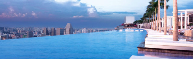 Marina Bay Sands piscina1