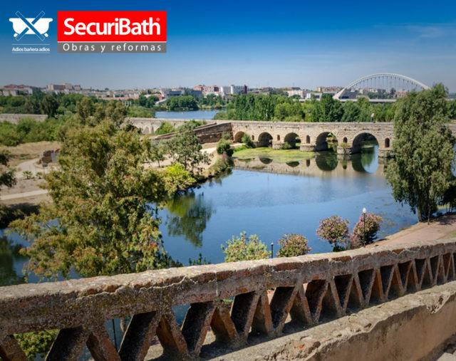 SecuriBath cambio de bañera por plato de ducha_Badajoz