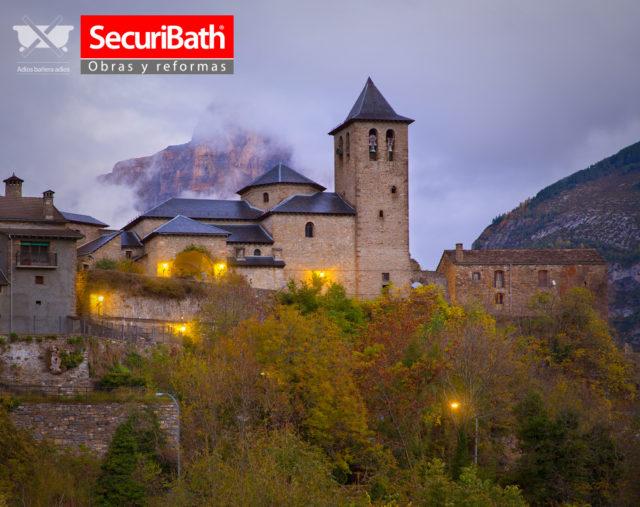 SecuriBath en Huesca