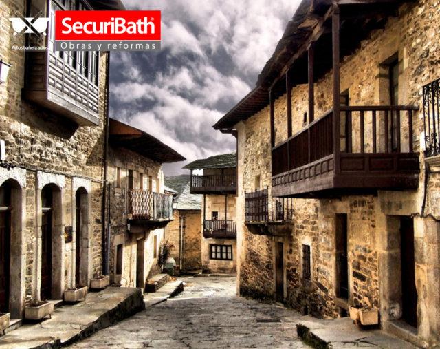 SecuriBath en Zamora