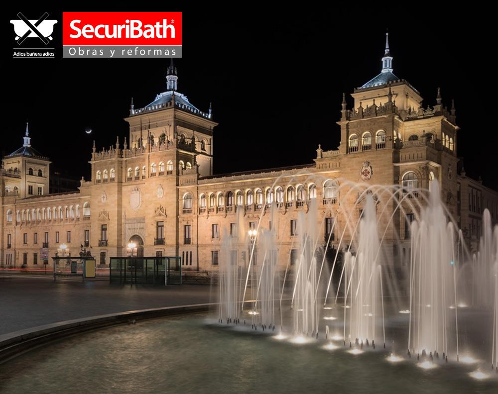 Securibath en valladolid aqua - Reformas banos valladolid ...