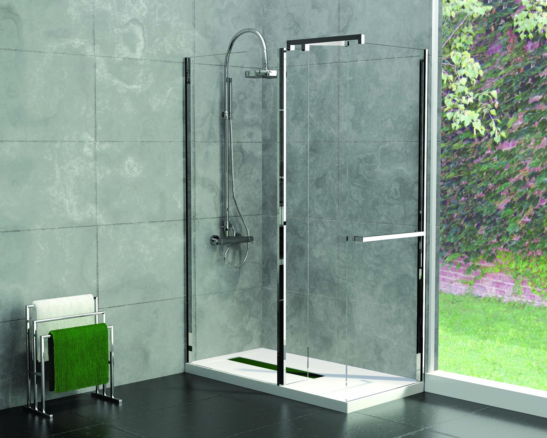 Decora tu ba o utilizando el plato de ducha aqua for Diseno de banos con plato de ducha