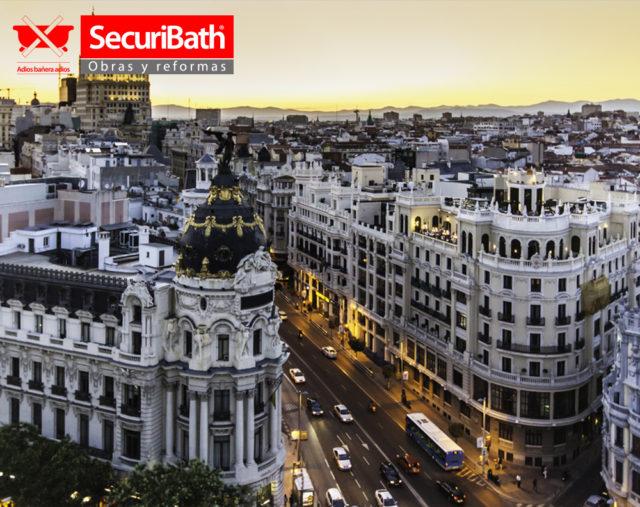 SecuriBath cambio de bañera por plato de ducha_Madrid