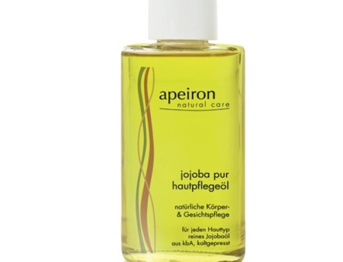 CONDUCHA Y JABÓN: Aceite corporal de jojoba de Apeiron