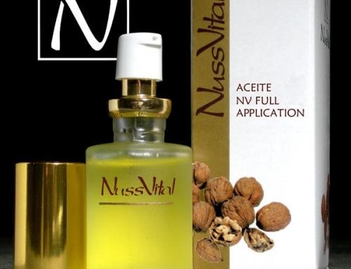 CONDUCHA Y JABÓN: Aceite NussVital Full Aplication