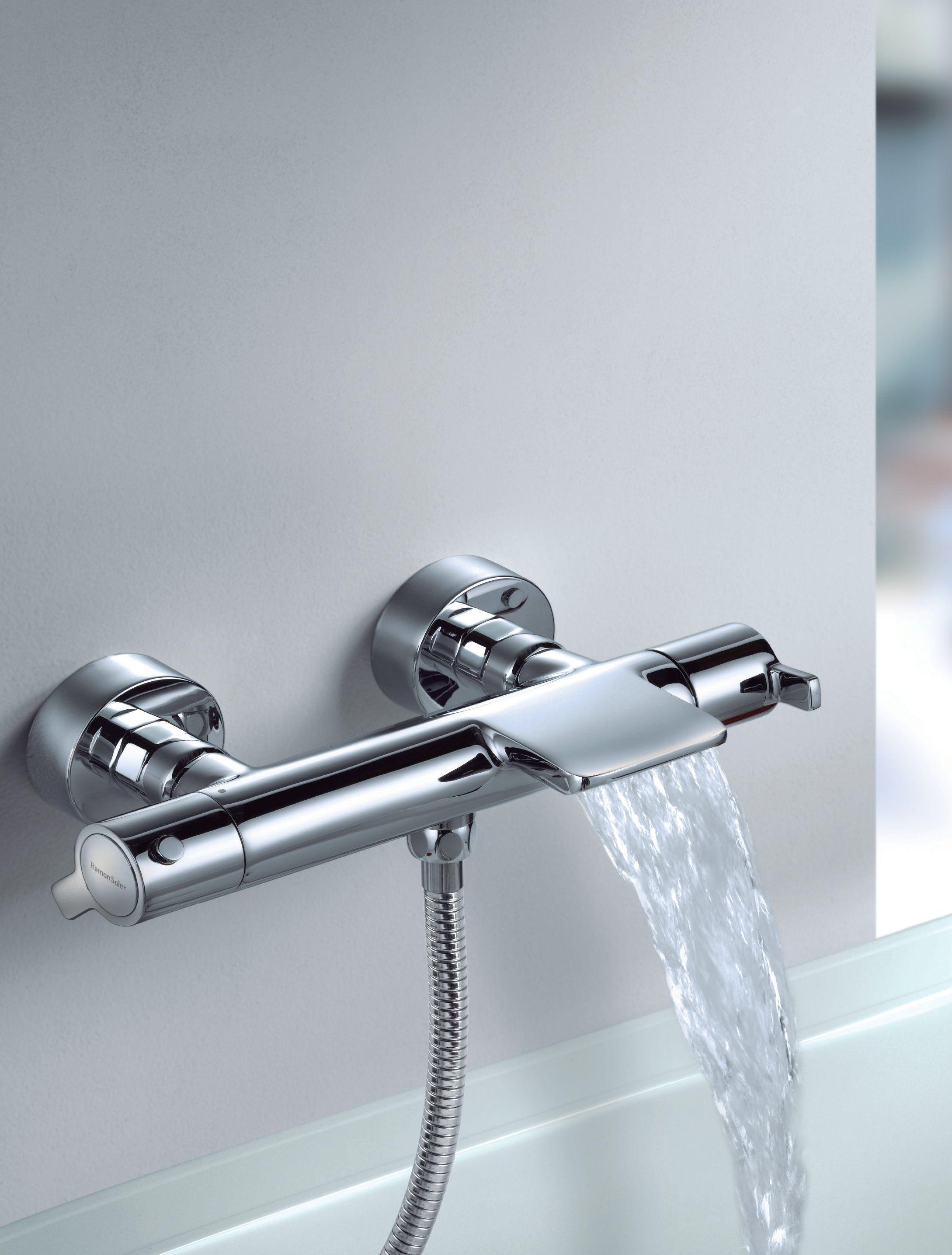 Grifer a termost tica blautherm de ram n soler aqua for Griferia aqua