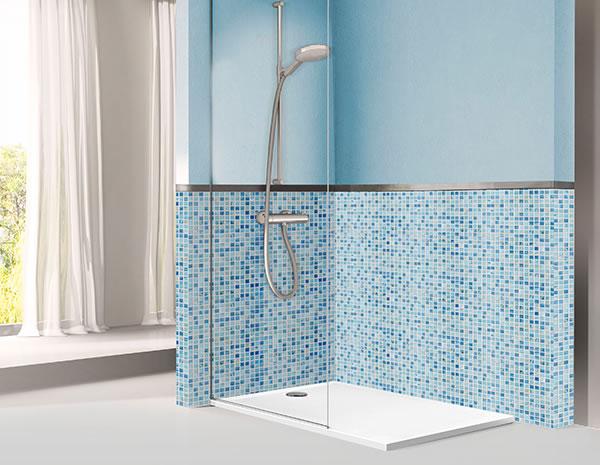 3 razones para cambiar ba eras por platos de ducha aqua - Baneras para plato de ducha ...