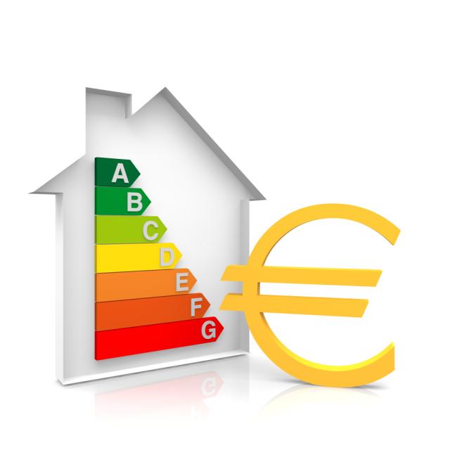 etiqueta de eficiencia energética calefaccion