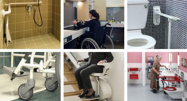 Baño Minusvalidos Puerta Corredera:Cómo adaptar un baño a personas mayores o con problemas de
