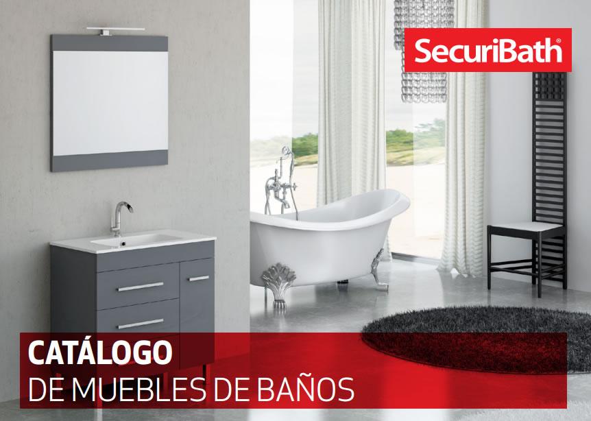 Catálogo de muebles de baño de Securibath