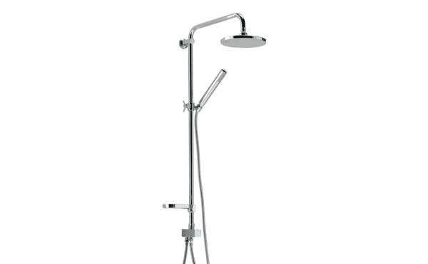 sistemas de ducha: columna de ducha
