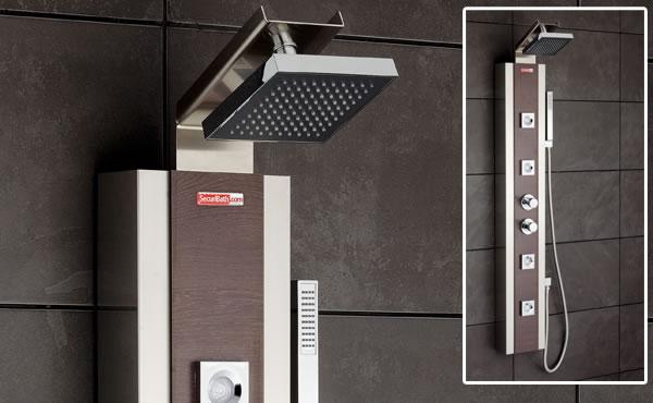 Diferentes tipos de sistemas de ducha para tus necesidades - aqua