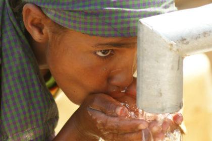 revolución cultural sobre el agua