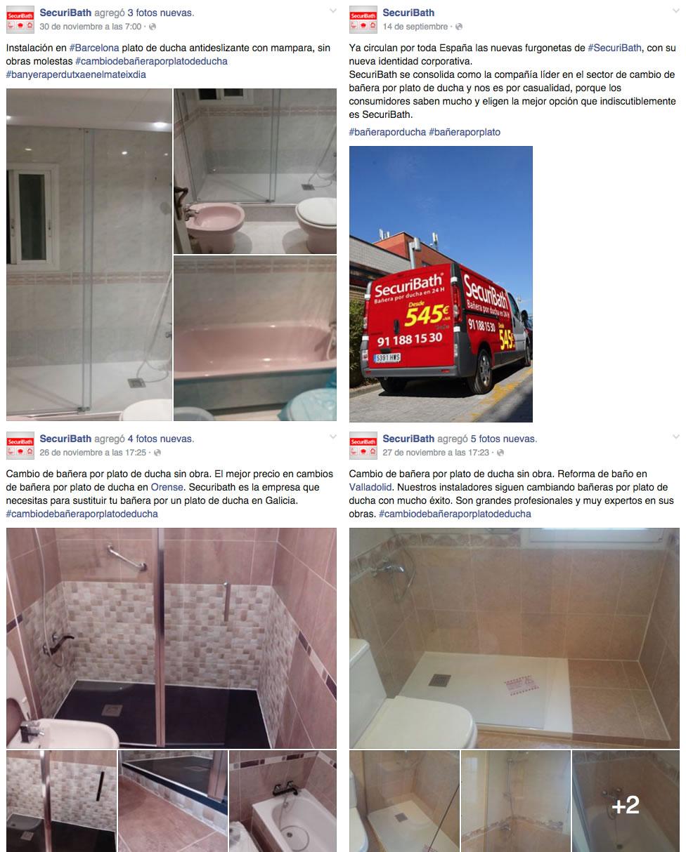 trabajos de cambio de bañera por ducha de SecuriBath