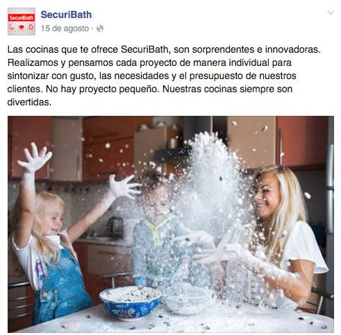 reformas de cocina SecuriBath