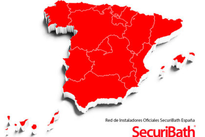 red de instaladores oficiales de SecuriBath
